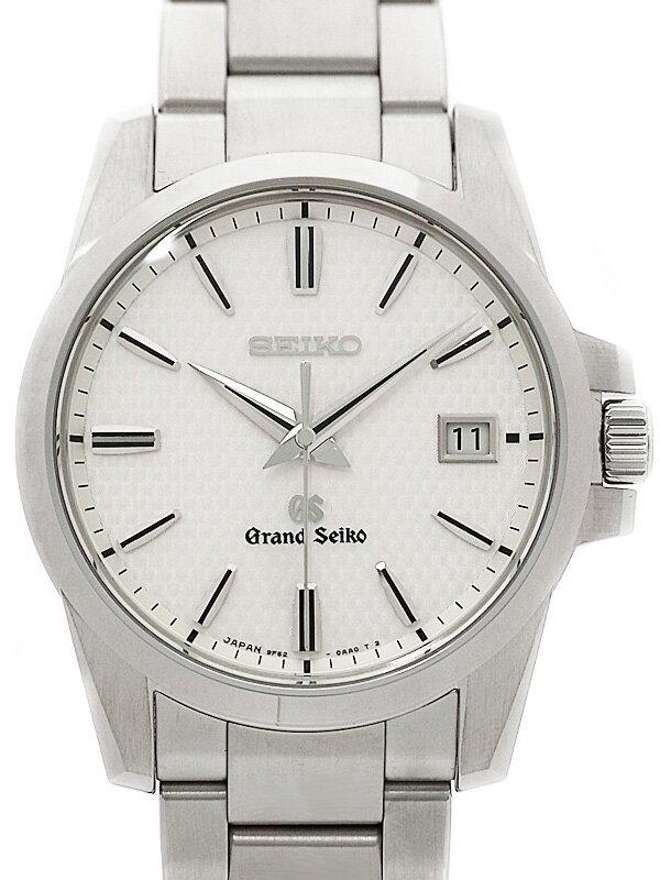 【SEIKO】【GS】【美品】セイコー『グランドセイコー』SBGX053 メンズ クォーツ 3ヶ月保証【中古】