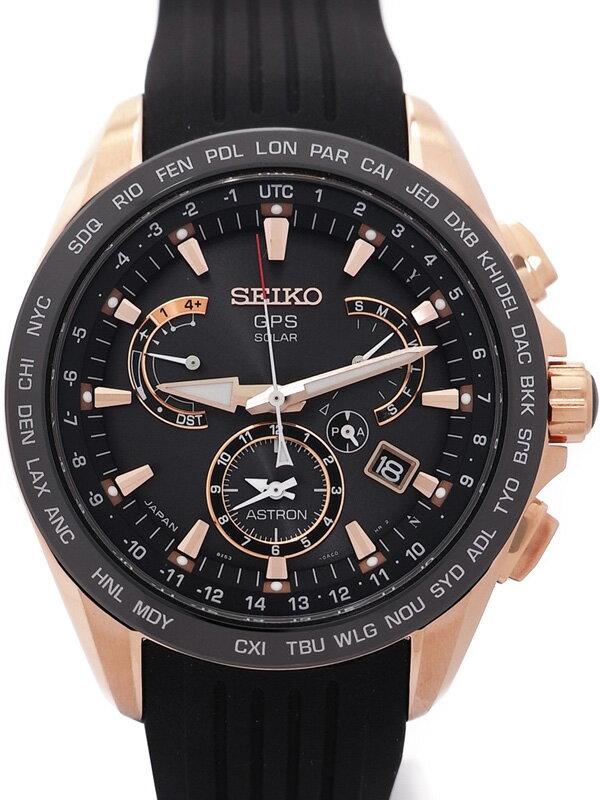 【SEIKO】【美品】セイコー『アストロン』SBXB055 メンズ ソーラーGPS 3ヶ月保証【中古】