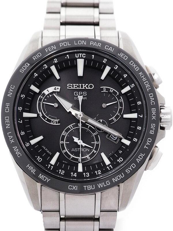 【SEIKO】セイコー『アストロン』SBXB077 メンズ ソーラーGPS 3ヶ月保証【中古】
