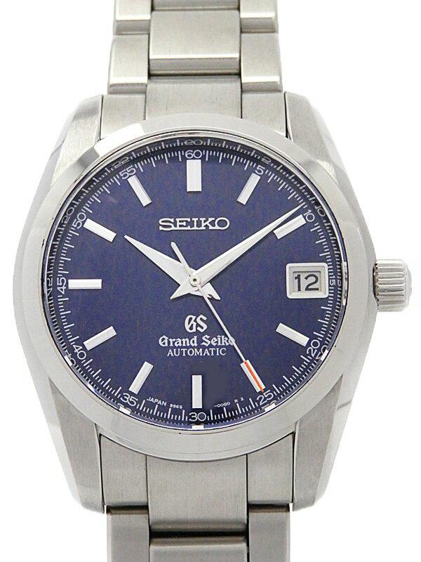 【SEIKO】【裏スケ】セイコー『グランドセイコー』SBGR073 メンズ 自動巻き 3ヶ月保証【中古】