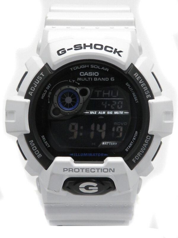 【CASIO】【G-SHOCK】カシオ『Gショック』GW-8900A-7JF メンズ クォーツ 1週間保証【中古】