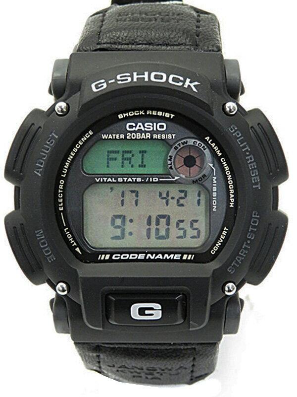 【CASIO】【G-SHOCK】カシオ『Gショック マサイマラ』DW-8800MJ-1 メンズ クォーツ 1週間保証【中古】