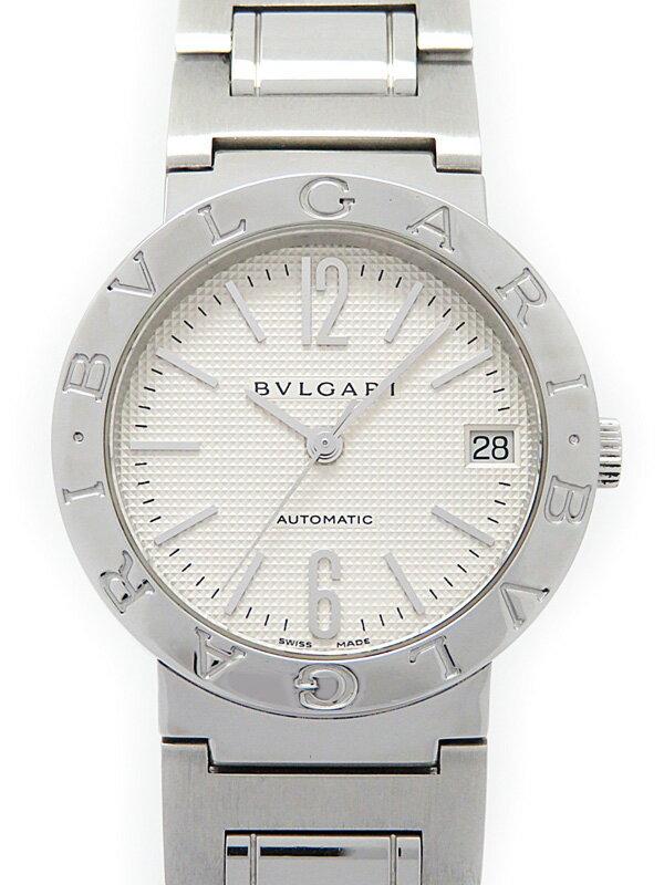 【BVLGARI】ブルガリ『ブルガリブルガリ』BB33SS メンズ 自動巻き 3ヶ月保証【中古】