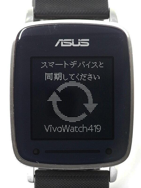 【ASUS】【スマートウォッチ】エイスース『Vivo watch』90HC0021-M00H20 ボーイズ ウェアラブル端末 1週間保証【中古】