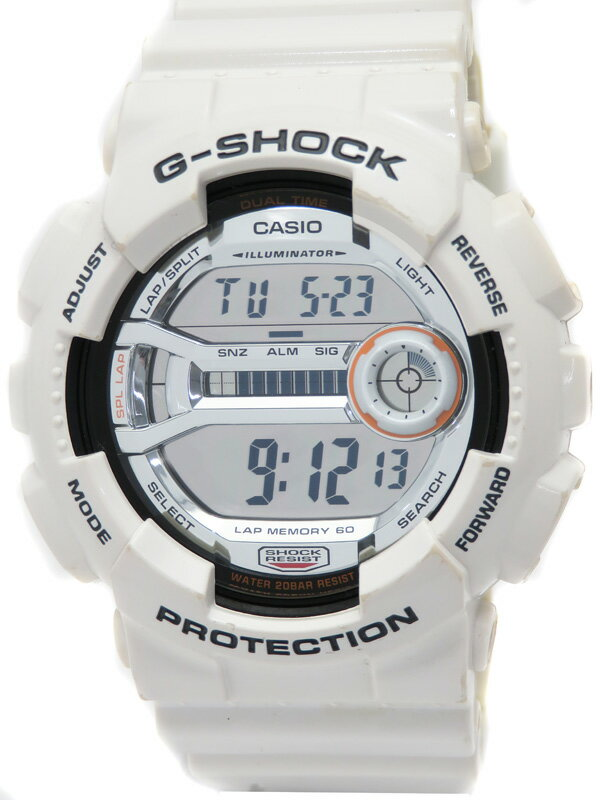 【CASIO】【G-SHOCK】カシオ『Gショック Lスペック』GD-110-7JF メンズ クォーツ 1週間保証【中古】