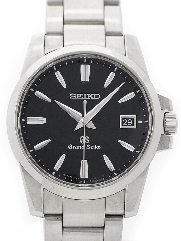 【SEIKO】【GS】【電池交換済】セイコー『グランドセイコー』SBGX055 メンズ クォーツ 3ヶ月保証【中古】