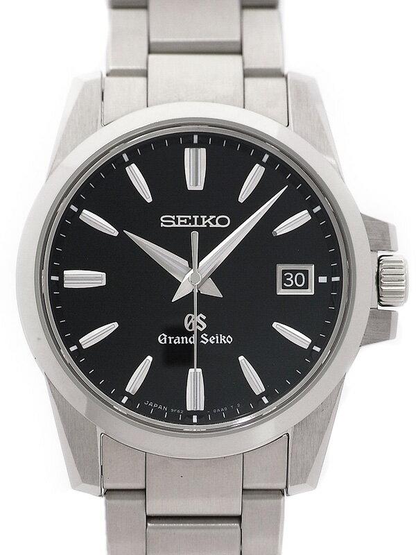 【SEIKO】【GS】セイコー『グランドセイコー』SBGX055 メンズ クォーツ 3ヶ月保証【中古】