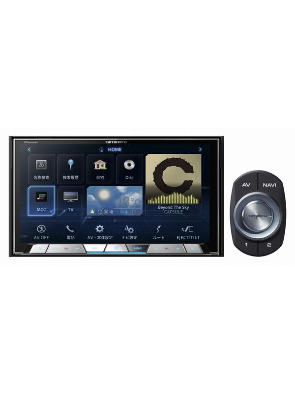 カロッツェリア『サイバーナビ』AVIC-CZ900 7V型ワイドVGA 地デジ DVD Bluetooth USB SD 2D(180mm) メモリーナビ【中古】