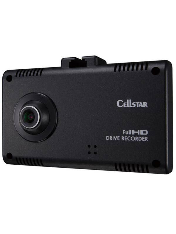 セルスター『ドライブレコーダー』CSD-570FH 500万画素カメラ フルハイビジョン記録 2.4型タッチパネル 超速GPS【新品】