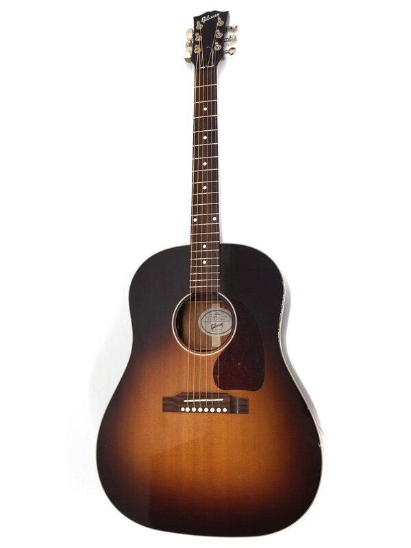 【Gibson】ギブソン『E.アコースティックギター』J-45 Standard 2014年製 エレアコギター 1週間保証【中古】
