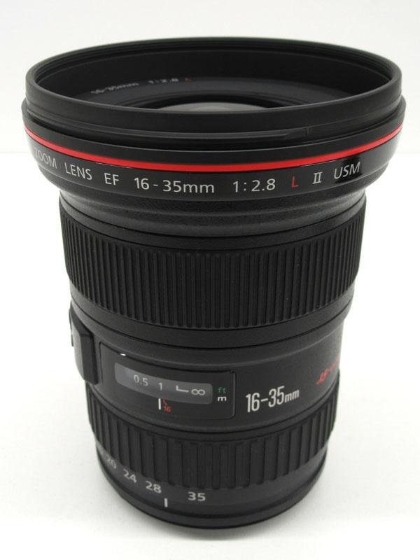 キヤノン『EF16-35mm F2.8L II USM』EF16-35L2 超広角ズーム 一眼レフカメラ用レンズ【中古】