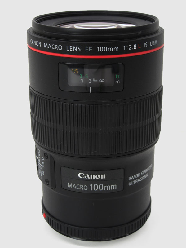 【Canon】キヤノン『EF100mm F2.8Lマクロ IS USM』EF10028LMIS 中望遠 一眼レフカメラ用レンズ 1週間保証【中古】