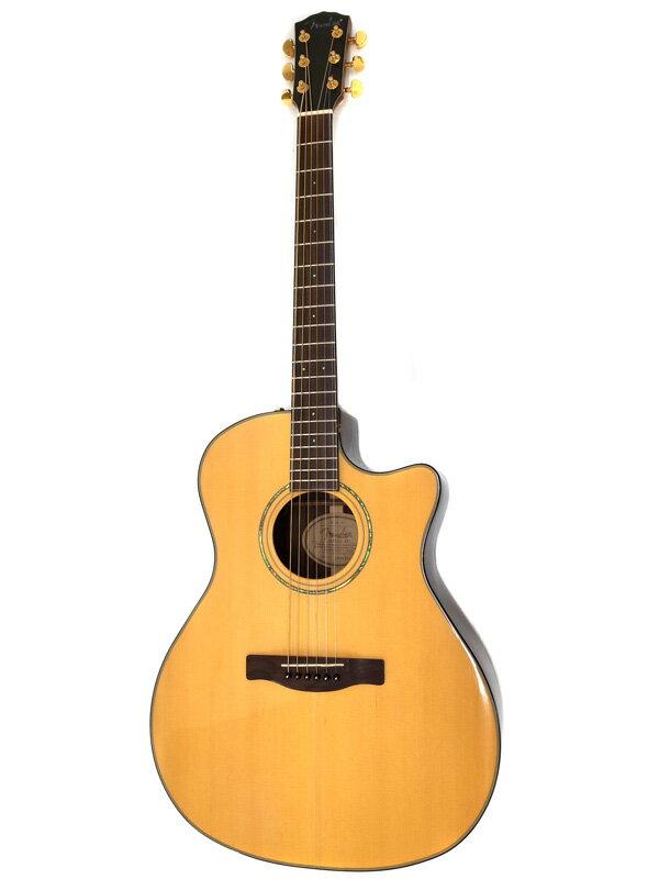 【Fender】【工房メンテ済】フェンダー『E.アコースティックギター』GA45SCE 2008年製 エレアコギター 1週間保証【中古】