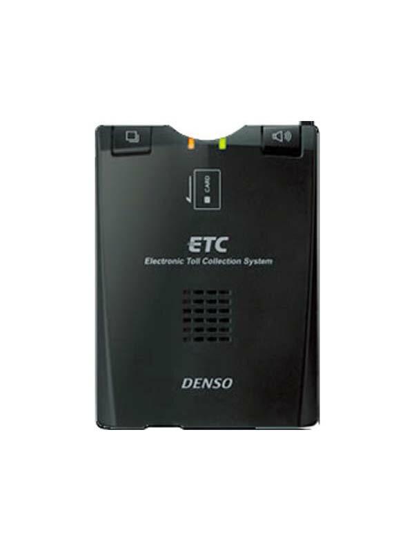 デンソー『ETC車載器』DIU-5310 音声インターフェイス アンテナ分離型 有効期限通知 12V/24V兼用【新品】