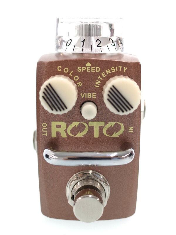 【HOTONE】ホットトーン『ロータリー スピーカー シミュレーター』ROTO コンパクトエフェクター 1週間保証【中古】