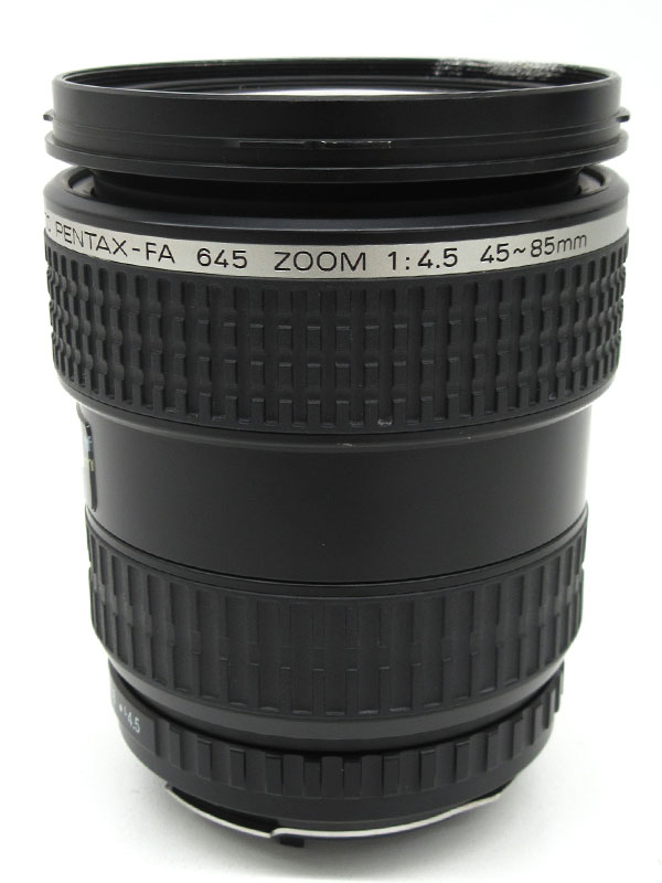 ペンタックス『smc PENTAX-FA645 45-85mmF4.5』一眼レフカメラ用レンズ 1週間保証【中古】