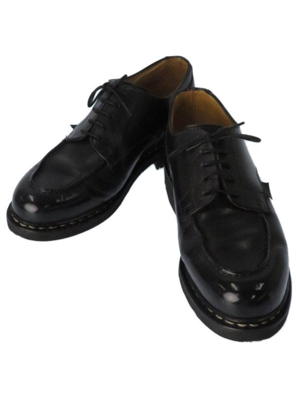 【Para boot】パラブーツ『CHAMBORD Uチップシューズ size7』メンズ 1週間保証【中古】