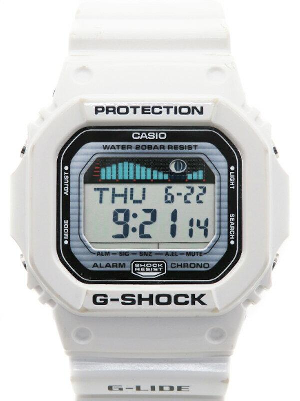 【CASIO】【G-SHOCK】カシオ『Gショック Gライド』GLX-5600-7JF ボーイズ クォーツ 1週間保証【中古】