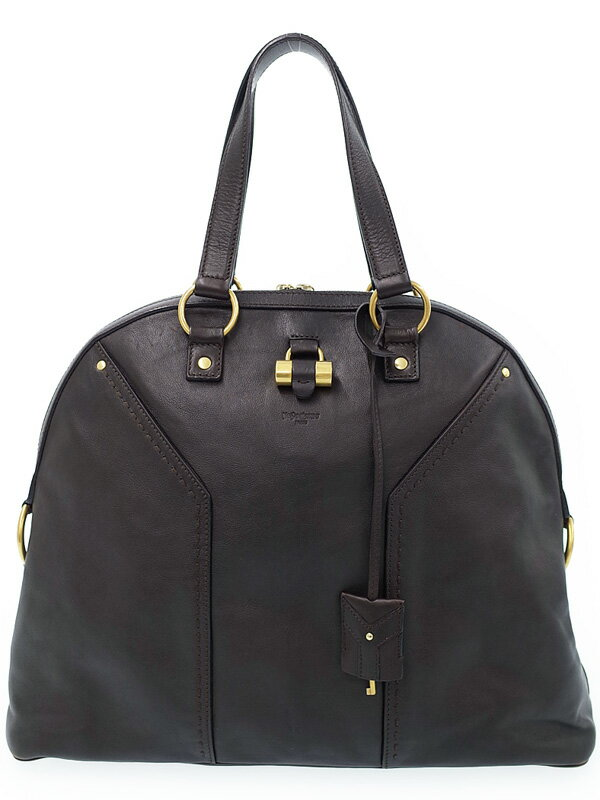 【Yves Saint Laurent】イヴ サンローラン『ミューズバッグ』153959 レディース ハンドバッグ 1週間保証【中古】
