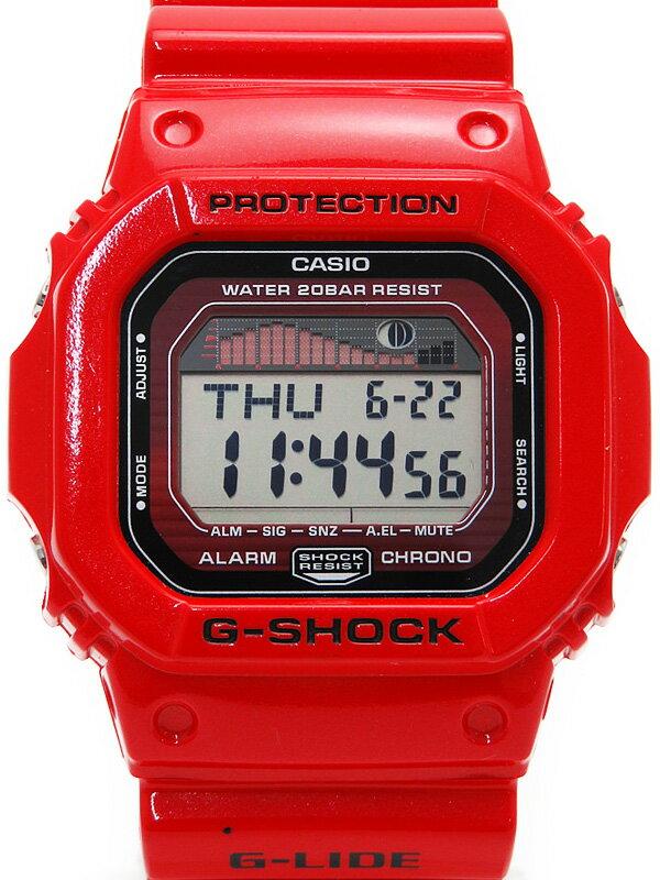 【CASIO】【G-SHOCK】カシオ『Gショック Gライド』GLX-5600-4JF ボーイズ クォーツ 1週間保証【中古】