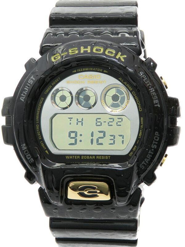 【CASIO】【G-SHOCK】カシオ『Gショック ザ レプタイルズ』DW-6900CR-1JF メンズ クォーツ 1週間保証【中古】