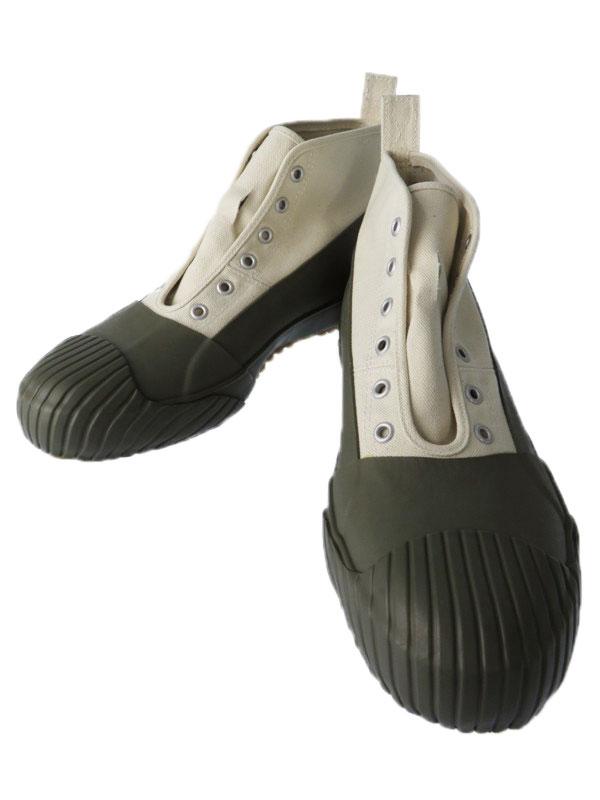 【STUSSY】【STUSSY Livin' GENERAL STORE】【GS Rain Shoes】ステューシー『レインシューズ size26』メンズ 雨靴 1週間保証【中古】