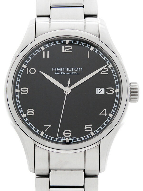 【HAMILTON】ハミルトン『バリアント オートマティック』H39515133 メンズ 自動巻き 1週間保証【中古】