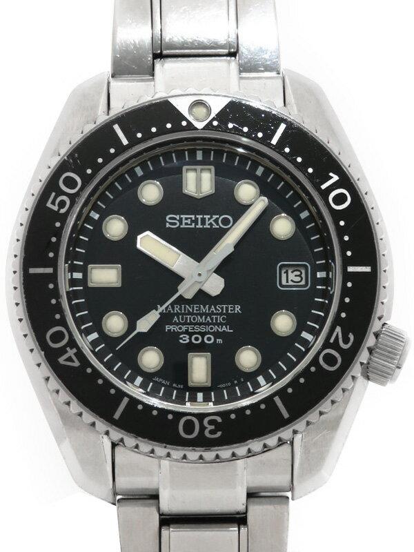 【SEIKO】【OH済】セイコー『プロスペックス マリーンマスター』SBDX001 37****番 メンズ 自動巻き 3ヶ月保証【中古】