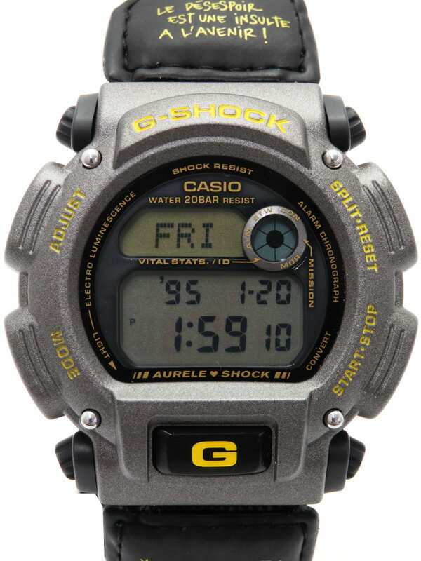【CASIO】【G-SHOCK】【電池交換済】カシオ『Gショック AURELE』DW-8800AB-9T メンズ クォーツ 1週間保証【中古】