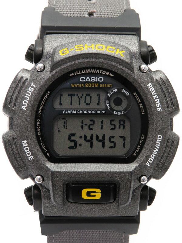 【CASIO】【G-SHOCK】【電池交換済】カシオ『Gショック』DW-9050 メンズ クォーツ 1週間保証【中古】