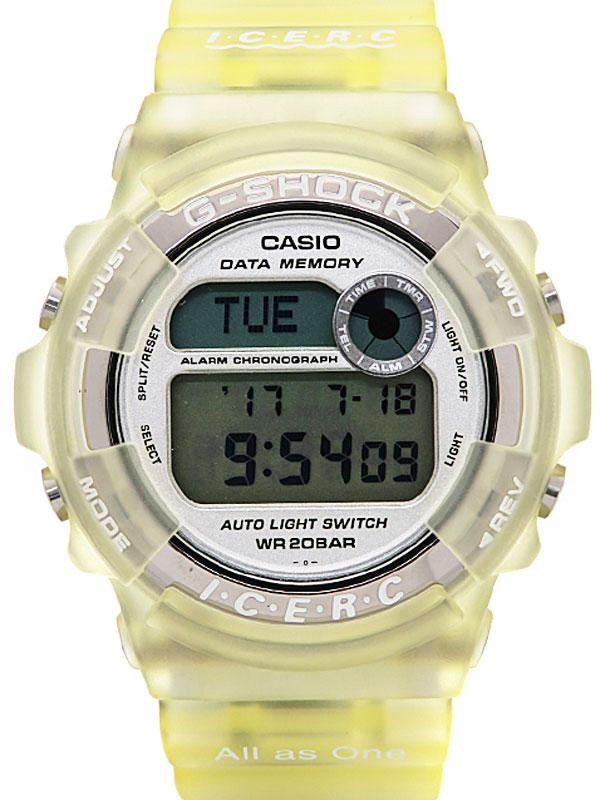 【CASIO】【G-SHOCK】【電池交換済】カシオ『Gショック イルクジモデル』DW-9200K-7T ボーイズ クォーツ 1週間保証【中古】