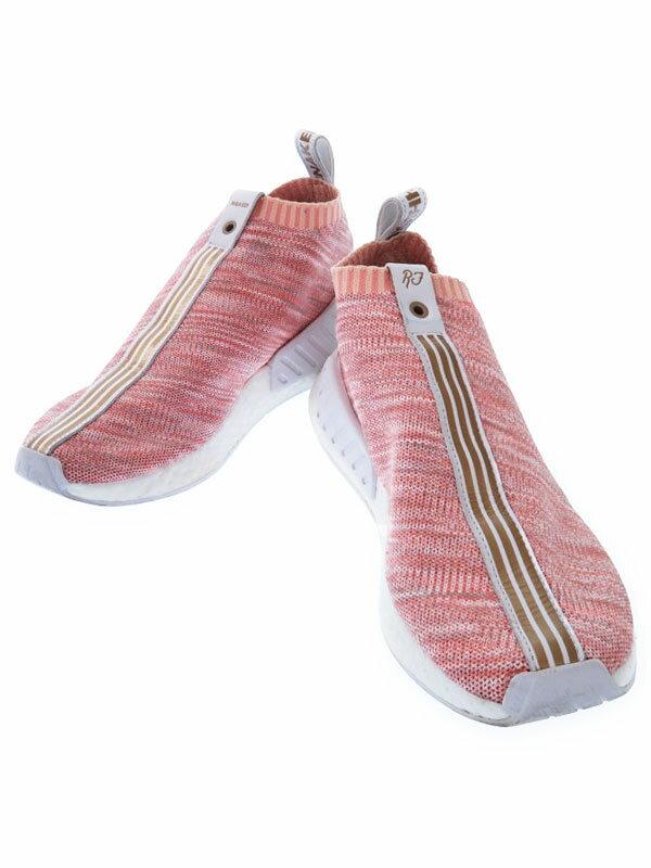 【adidas】【adidas×KITH×NAKED】アディダス『NMD CS2 ローカットスニーカー size26.5cm』メンズ 1週間保証【中古】