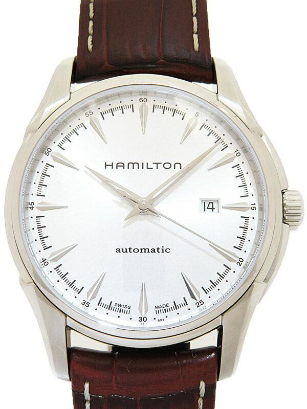 【HAMILTON】【裏スケ】ハミルトン『ジャズマスタービューマチック』H32715551 メンズ 自動巻き 1ヶ月保証【中古】