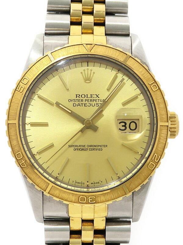 【ROLEX】ロレックス『デイトジャスト サンダーバード』16253 880****番'84年頃製 メンズ 自動巻き 12ヶ月保証【中古】