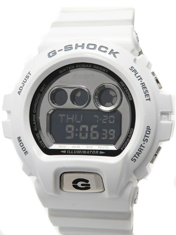 【CASIO】【G-SHOCK】カシオ『Gショック』GD-X6900FB-7JF メンズ クォーツ 1週間保証【中古】