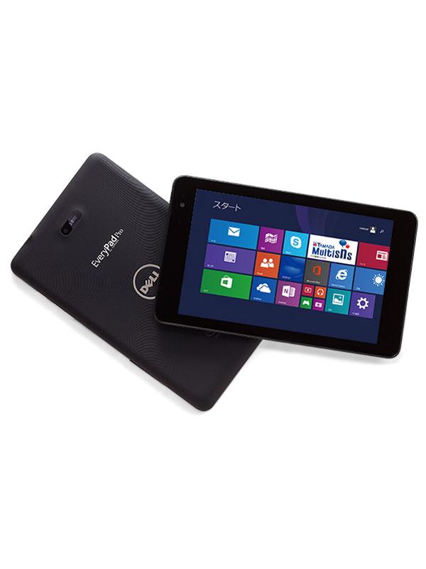 【DELL】デル『Every Pad Pro』ヤマダ電機オリジナルモデル Windows 8.1 with Bing 32ビット タブレットPC 1週間保証【中古】