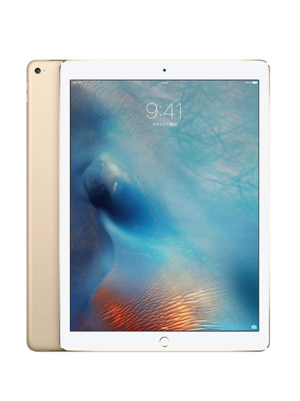 【Apple】アップル『12.9インチ iPad Pro Wi-Fi 128GB』ML0R2J/A ゴールド Retina タブレット型端末【新品】