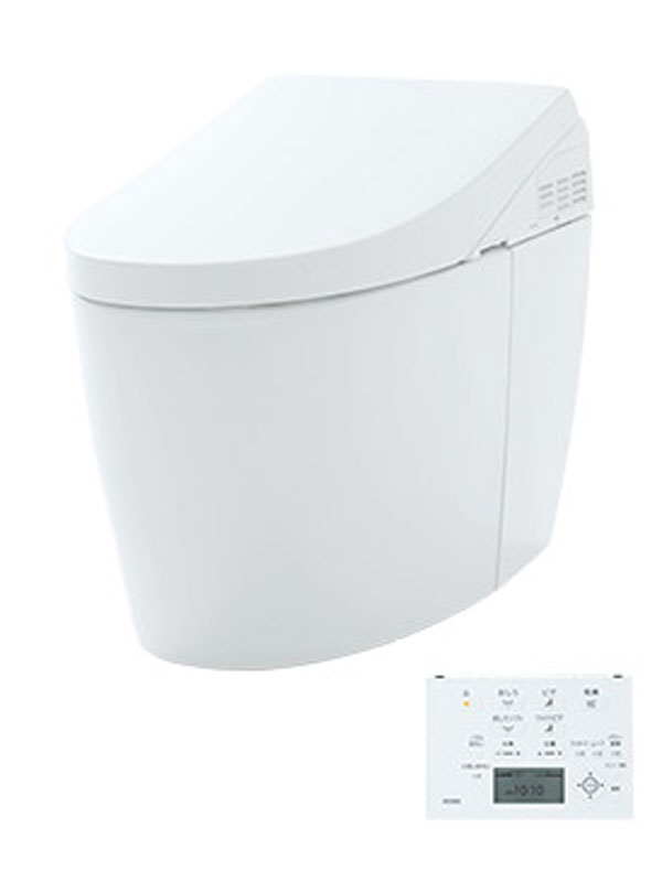 【TOTO】トートー『ネオレストAH2W』CES9898 #NW1 ホワイト 室内暖房 オート開閉 温水洗浄一体型便器【新品】