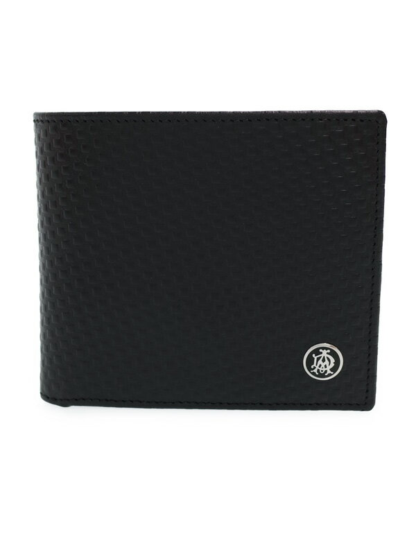 【dunhill】ダンヒル『マイクロディーエイト 二つ折り短財布』L2V332A メンズ 1週間保証【中古】