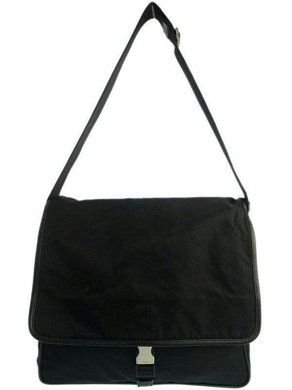 【PRADA】プラダ『メッセンジャーバッグ』V166 ユニセックス ショルダーバッグ 1週間保証【中古】