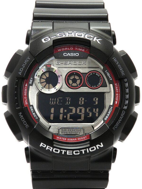 【CASIO】【G-SHOCK】【美品】カシオ『Gショック』GD-120TS-1JF メンズ クォーツ 1週間保証【中古】