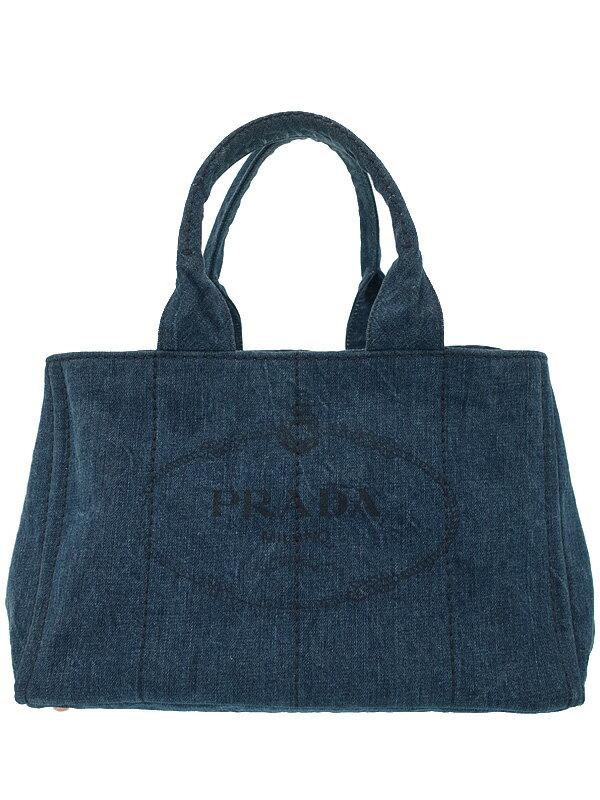 【PRADA】プラダ『カナパ トートバッグ』B1877B レディース 1週間保証【中古】