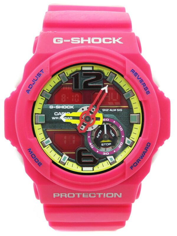 【CASIO】【G-SHOCK】カシオ『Gショック』GA-310-4AJF メンズ クォーツ 1週間保証【中古】