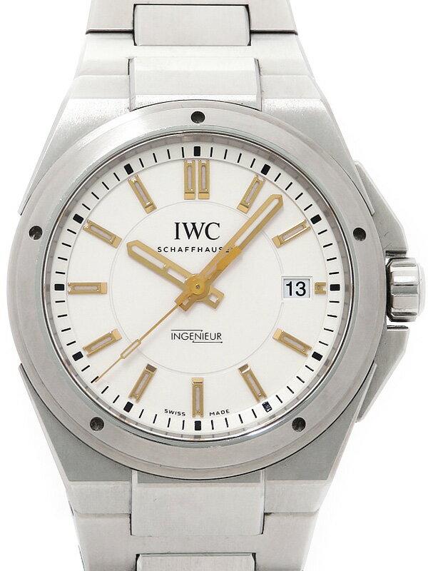 【IWC】インターナショナルウォッチカンパニー『インジュニア オートマティック』IW323906 メンズ 自動巻き 6ヶ月保証【中古】