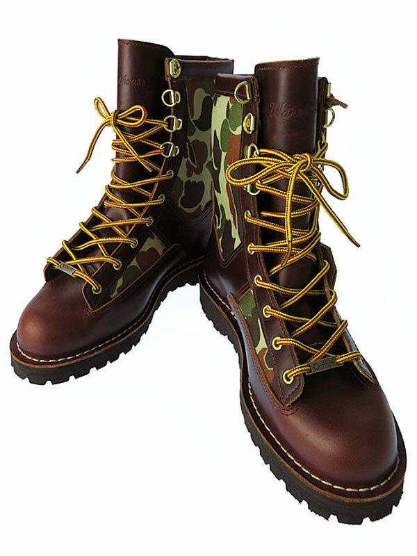 【Danner】【WAREHOUSE別注】ダナー『ウィンター ライト カモ size9』33419 メンズ ブーツ 1週間保証【中古】