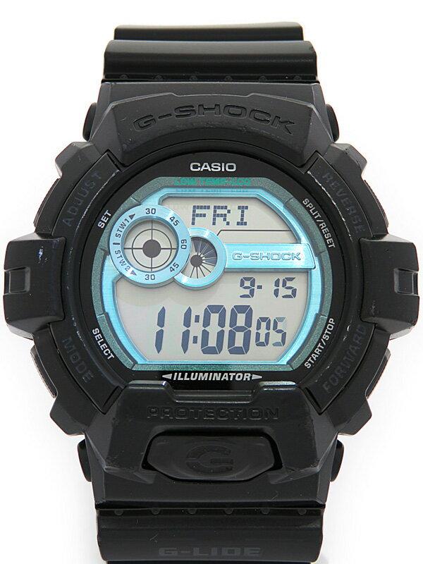 【CASIO】【G-SHOCK】カシオ『Gショック Gライド』GLS-8900-1JF メンズ クォーツ 1週間保証【中古】