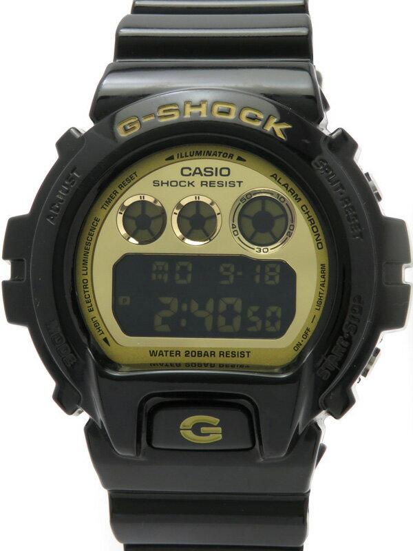 【CASIO】【'17年購入】カシオ『Gショック クレイジーカラーズ』DW-6900CB-1JF メンズ クォーツ 1週間保証【中古】