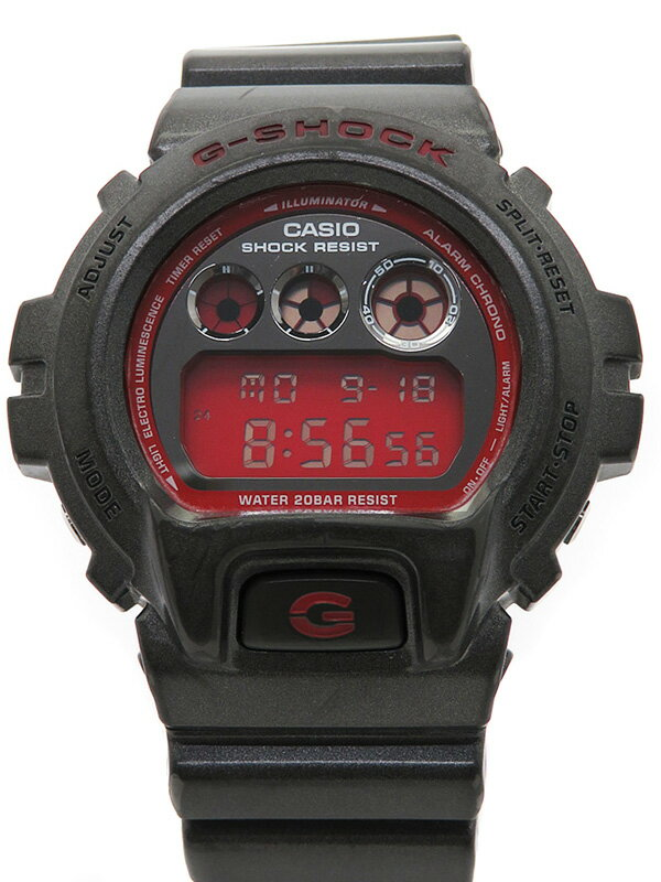 【CASIO】【G-SHOCK】カシオ『Gショック メタリックカラーズ』DW-6900SB-8JF メンズ クォーツ 1週間保証【中古】