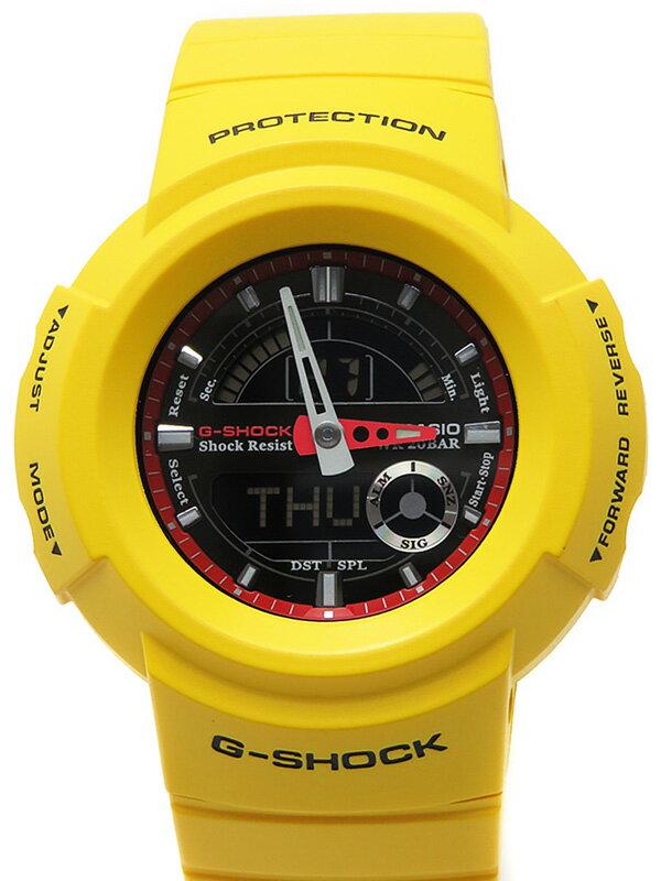 【CASIO】【G-SHOCK】【海外モデル】【電池交換済】カシオ『Gショック エス・クール』AW-582E-9ADR メンズ クォーツ 1週間保証【中古】