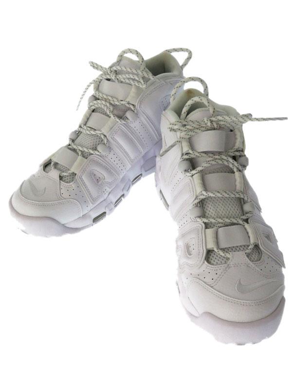 【NIKE】【AIR MORE UPTEMPO'96】ナイキ『エア モア アップテンポ'96 size26.5cm』921948-100 メンズ バスケットボールシューズ 1週間保証【中古】